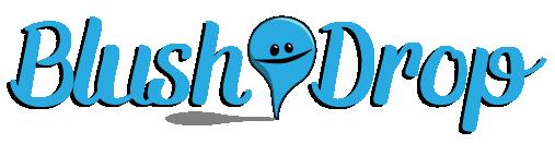 BlushDrop logo